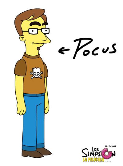 Crea Tu Avatar De Los Simpsons Taringa